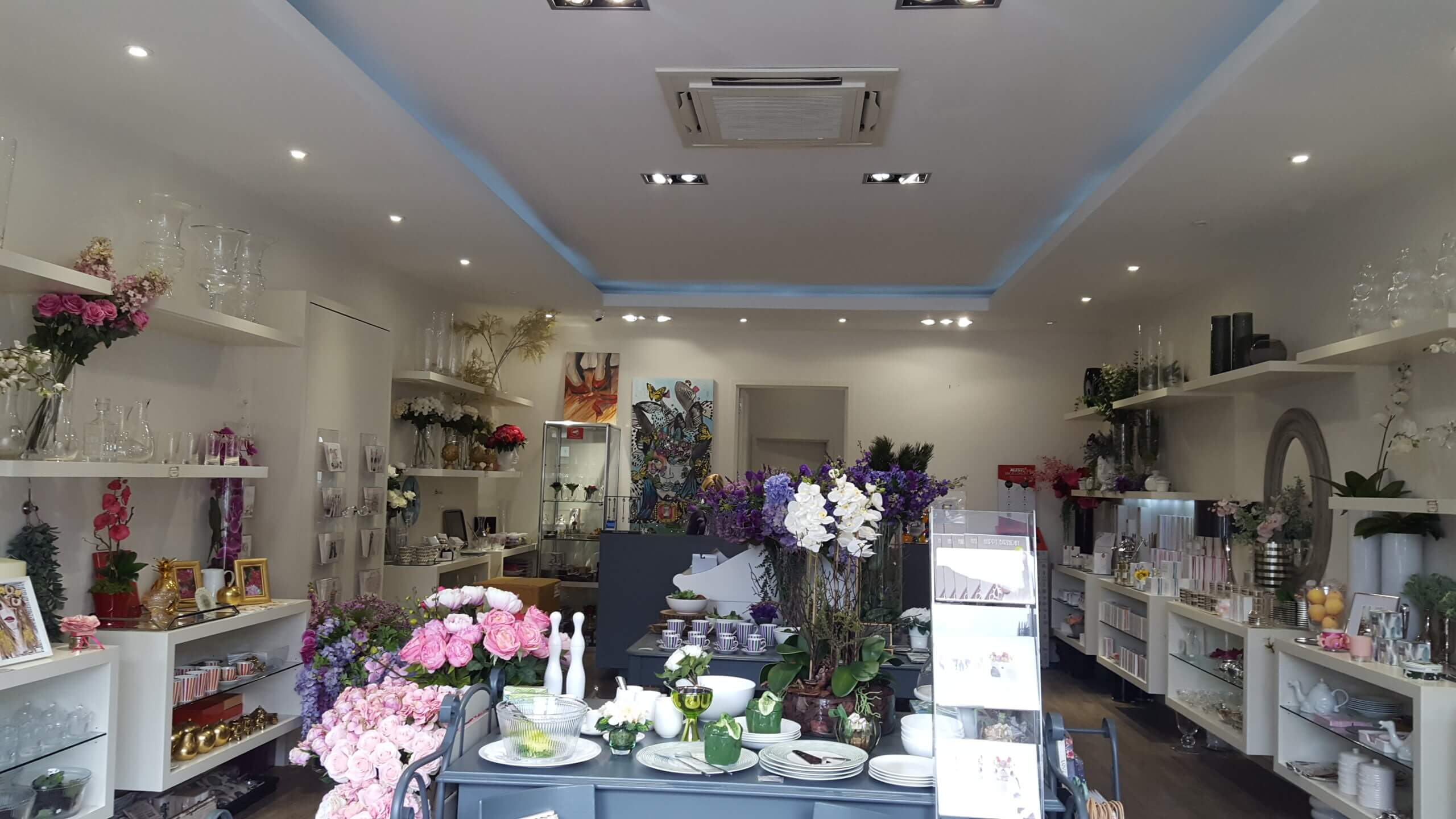 Beautifully Fitted Retail Shop