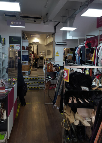Shop & Flat for Sale or To Let