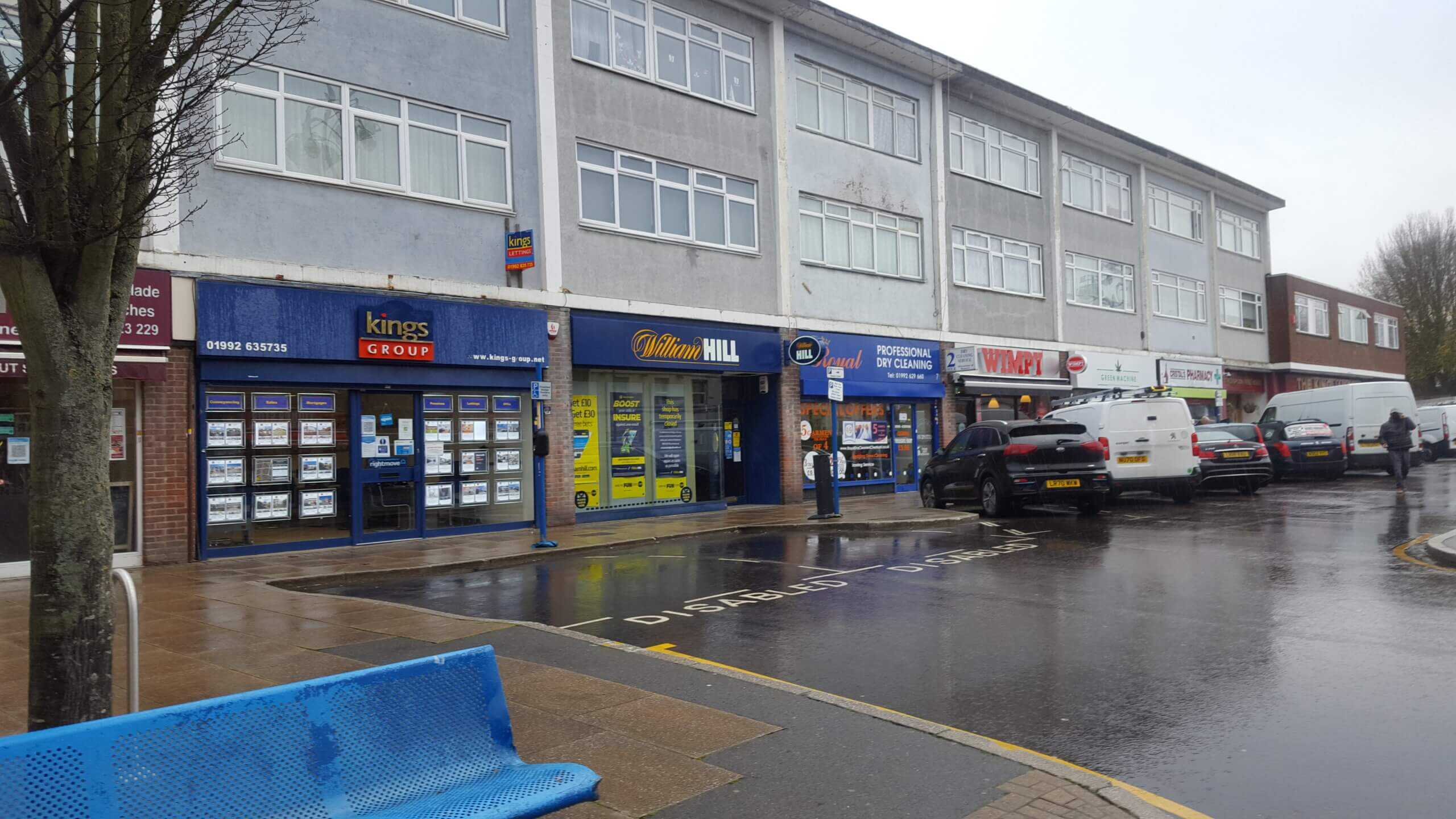 Large Ground Floor To let
