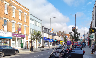 Shop to Let - New Instruction